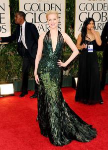Actress Evan Rachel Wood On The Red Carpet