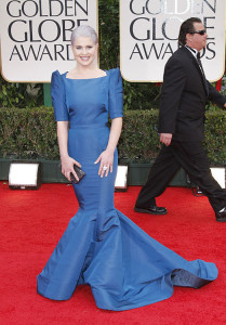 TV Personality Kelly Osbourne On The Red Carpet