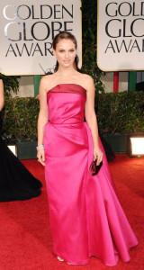Actress Natalie Portman On The Red Carpet