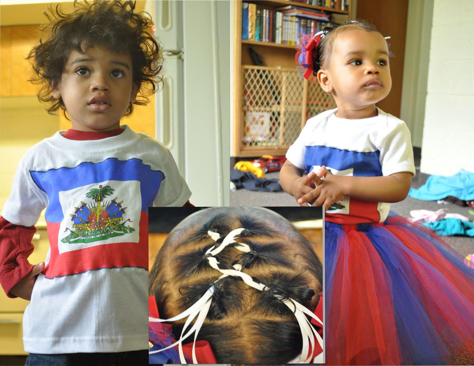 Happy Haitian Flag Day 2012 L Union Suite