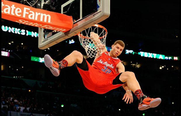 Haitian American Basketball Player Blake Griffin S