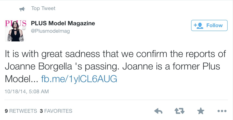 joanne tweet 1