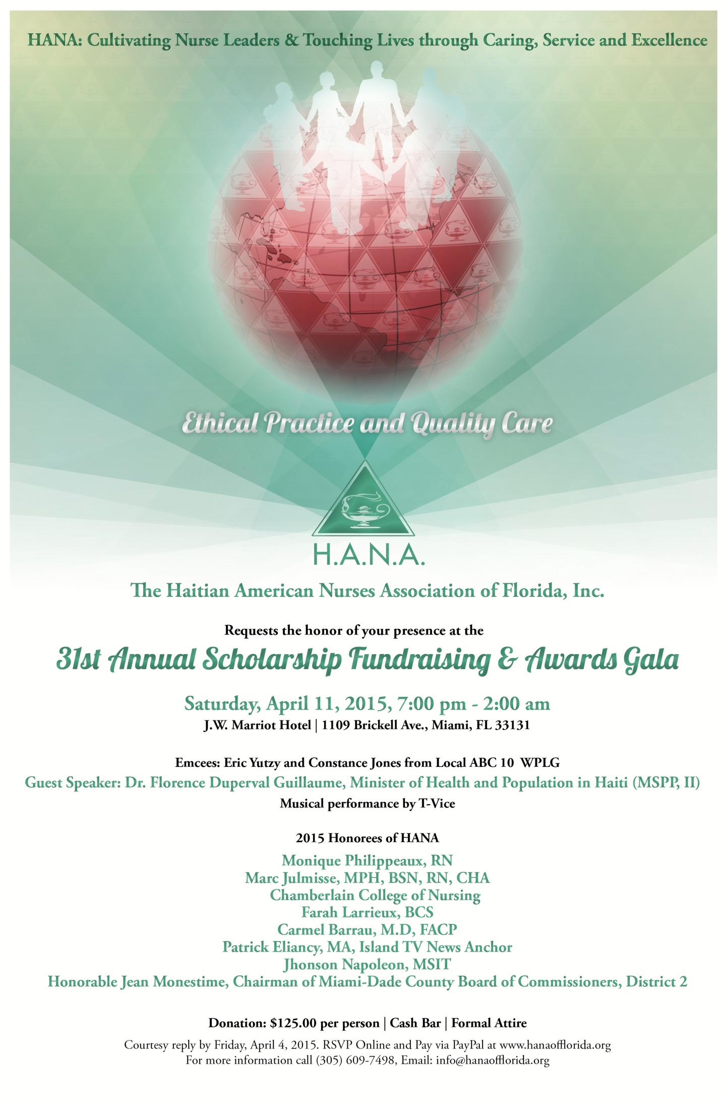 HANA invitation 2015
