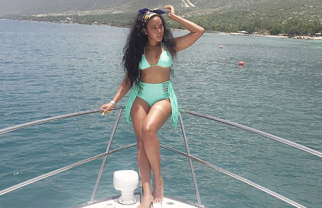 angela-simmons-in-haiti