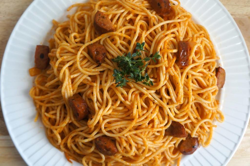haitian-spaghetti