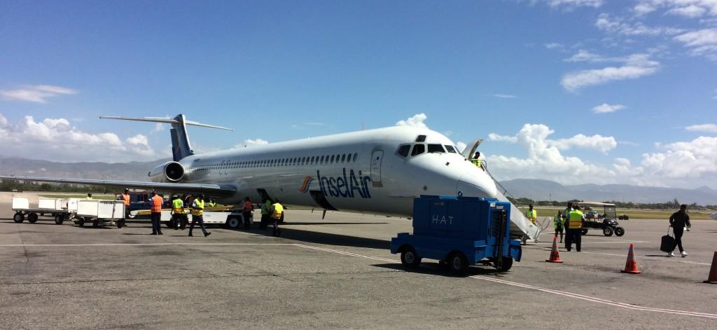 Insel Air| L'union Suite | March 31st 2016 |Port-au-Prince Haiti