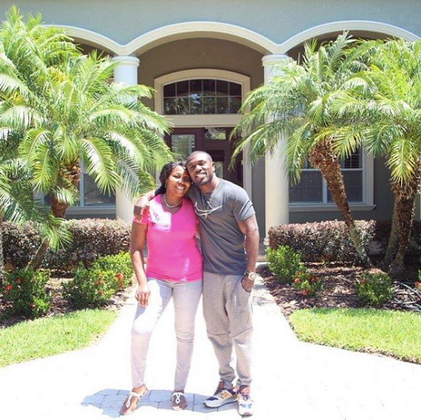 Andre Berto house in Florida