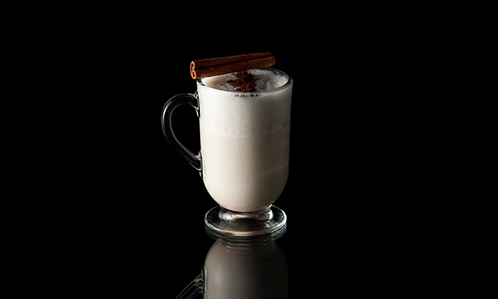 LS DAZS 2 scoops of Häagen-Dazs coffee flavored ice cream ½ oz of vodka ½ oz of cocoa cream 2 oz of LS Cream Liqueur A drop of Bitter Old Fashion Pinch of nutmeg Pinch of cocoa powder Add all the ingredients with some ice in a blender, Mix until well it's blended and pour into a glass, Garnish with a sprig of fresh cinnamon and cocoa powder.