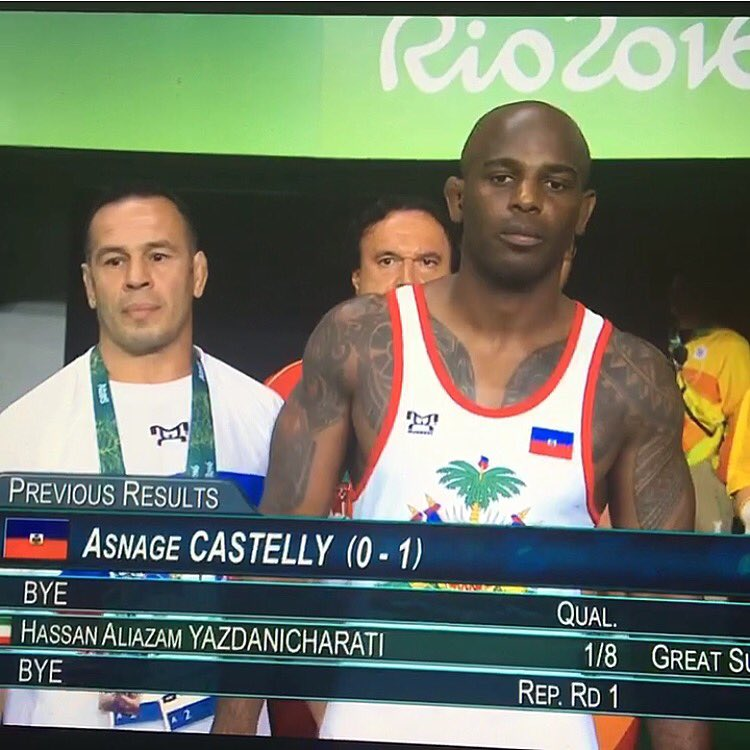 Asnage Castelly in Quaterfinals