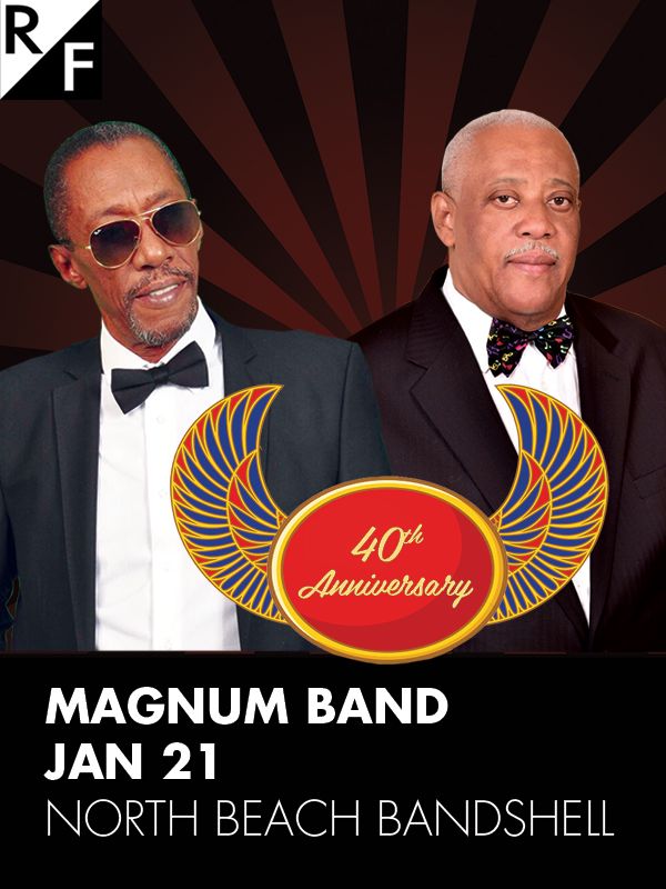 Konpa Legends Magnum Band 40th Anniversary Concert In Miami