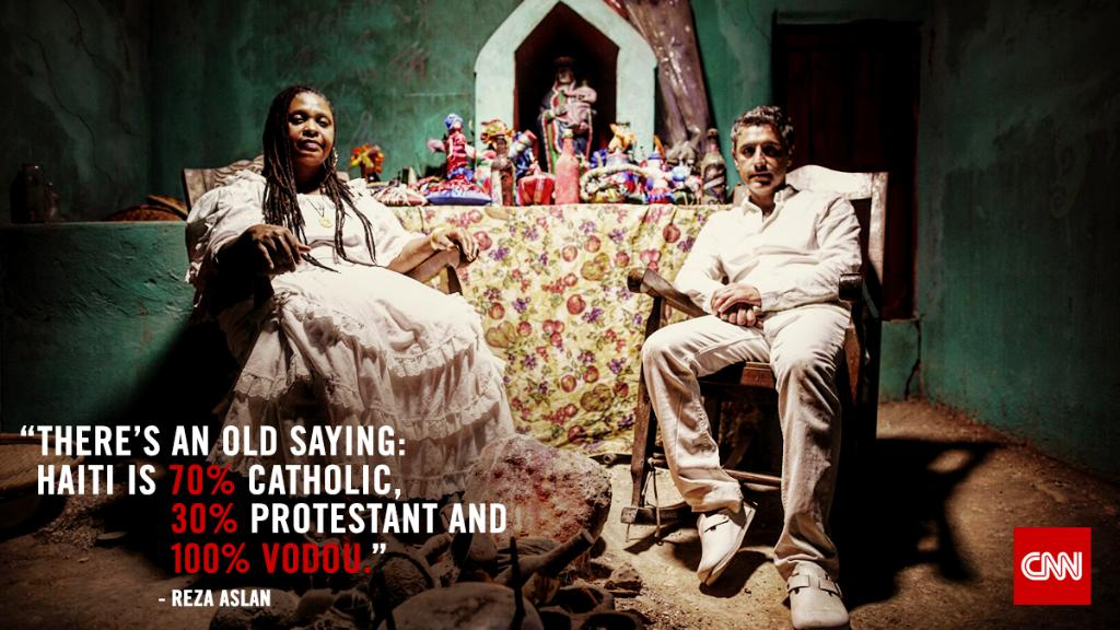 Vodou Is Not A Country And Haiti Is Not A Religion L