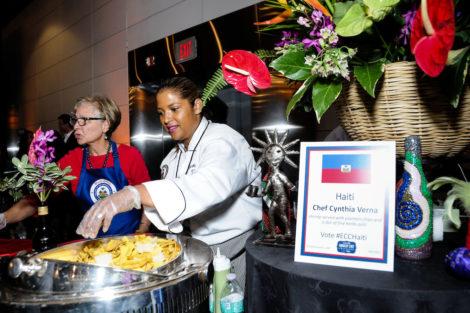 DC Embassy Chef Challenge