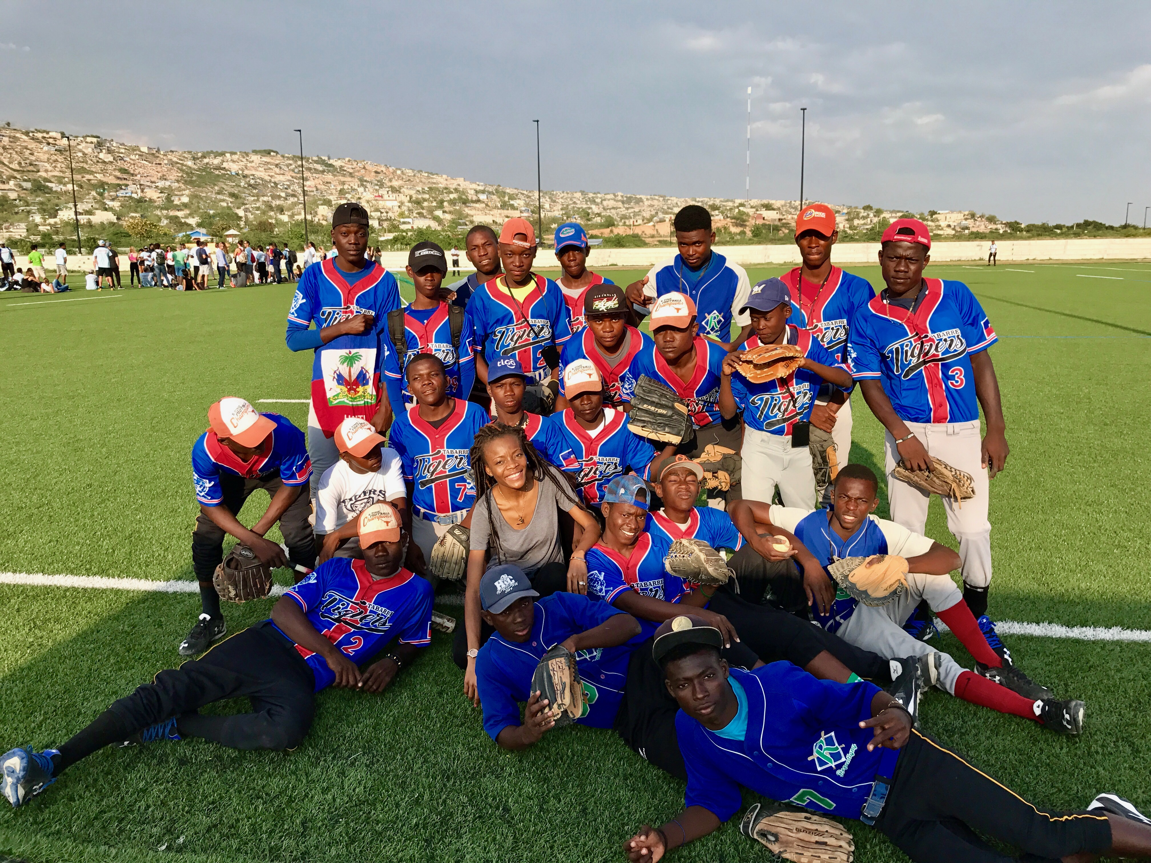 Haiti Baseball Leagues