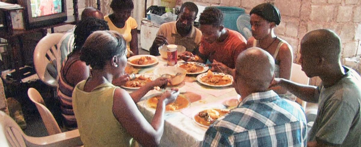 Liberty In A Soup Family - joumou