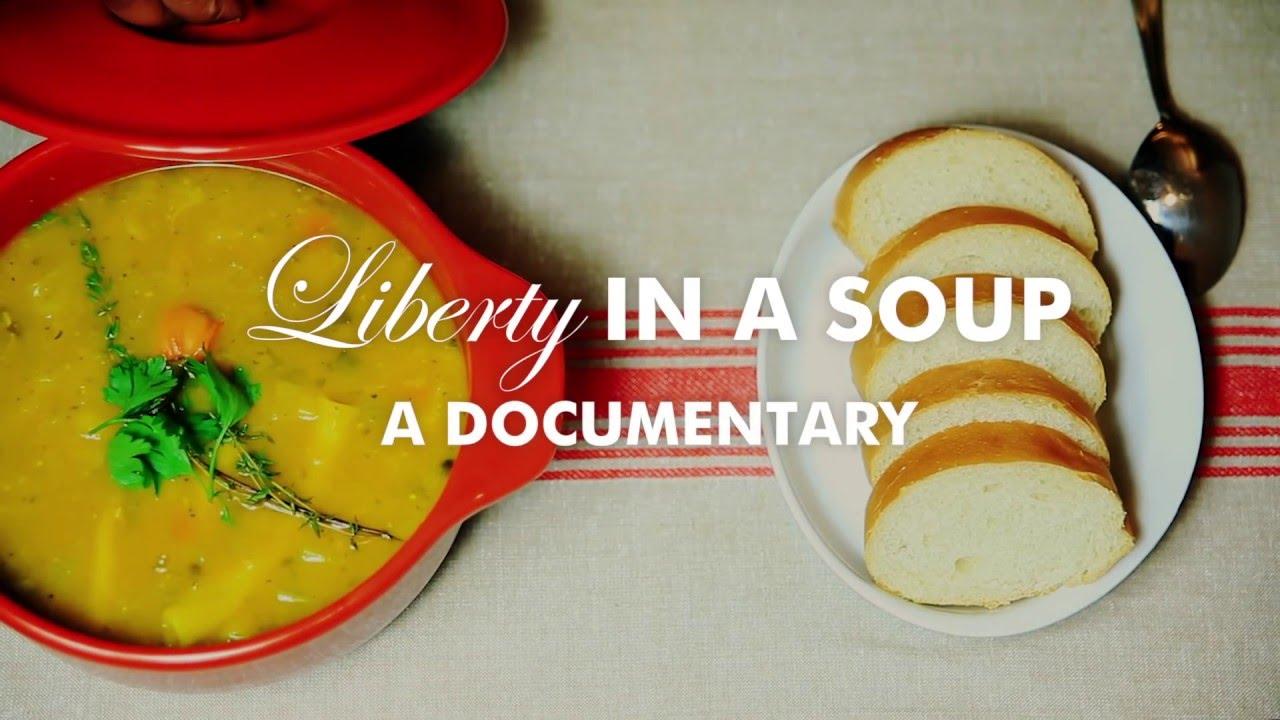 Liberty In A Soup joumou