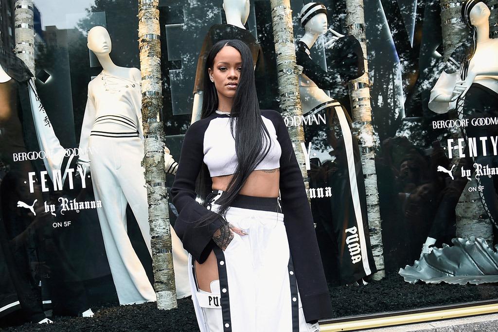 Rihanna Partners With Donna Karen
