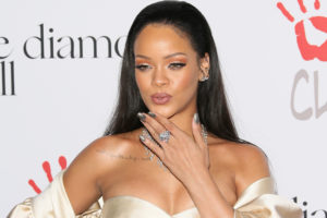 Rihanna Partners With Donna Karen