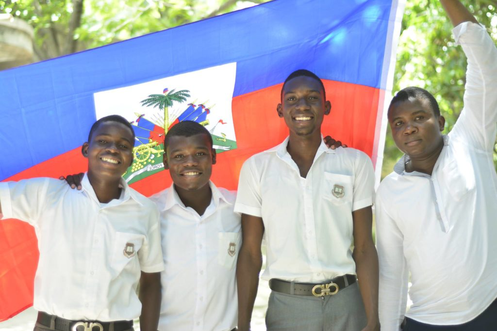 Haiti Robot Olympics Team