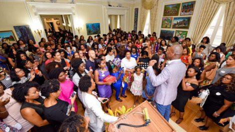 Haitian Ladies Brunch