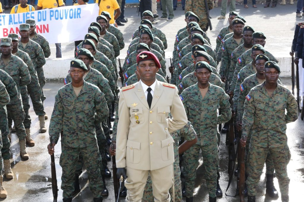 Haitian National Army