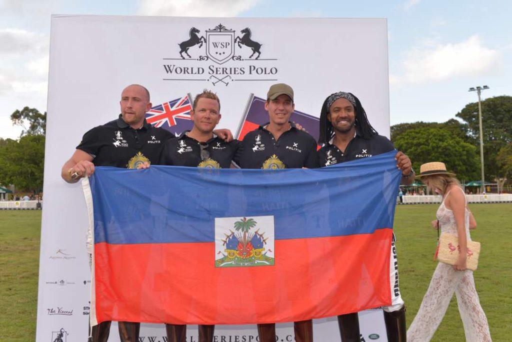 Haiti Polo Team