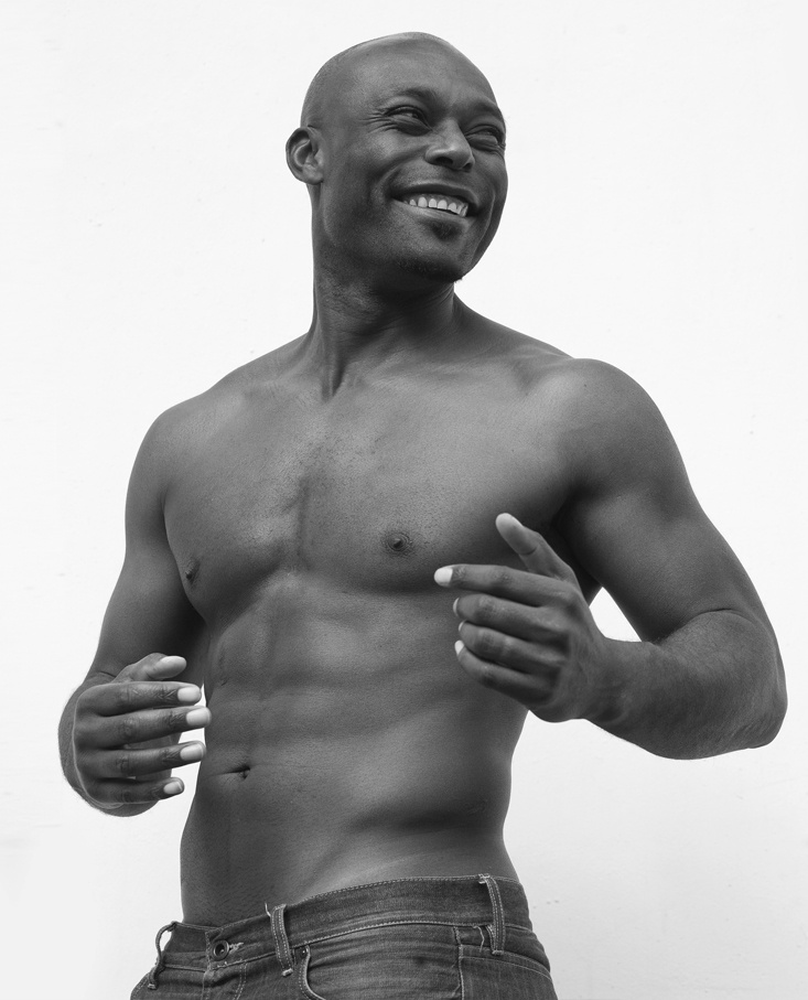 Haitian Male Model