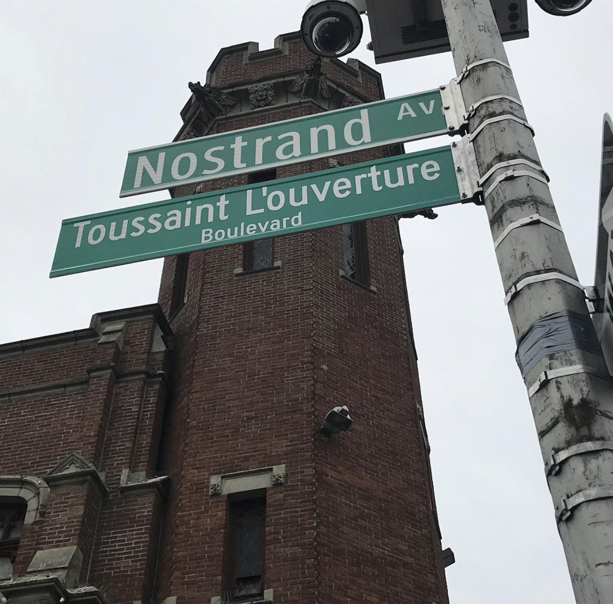 Toussaint L'Ouverture BLVD