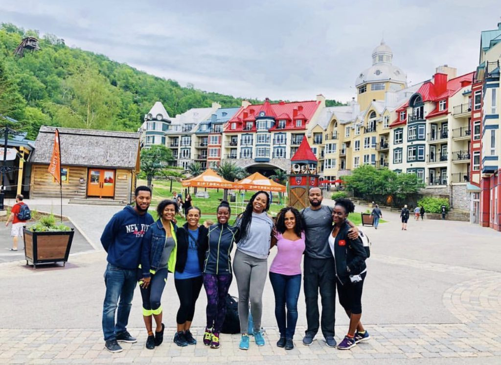 Haitian-Born Traveler