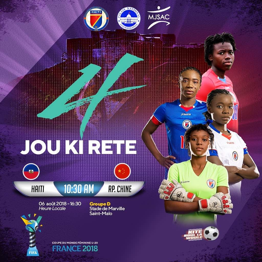 Haiti Women's U20