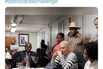 #PetroCaribeChallenge
