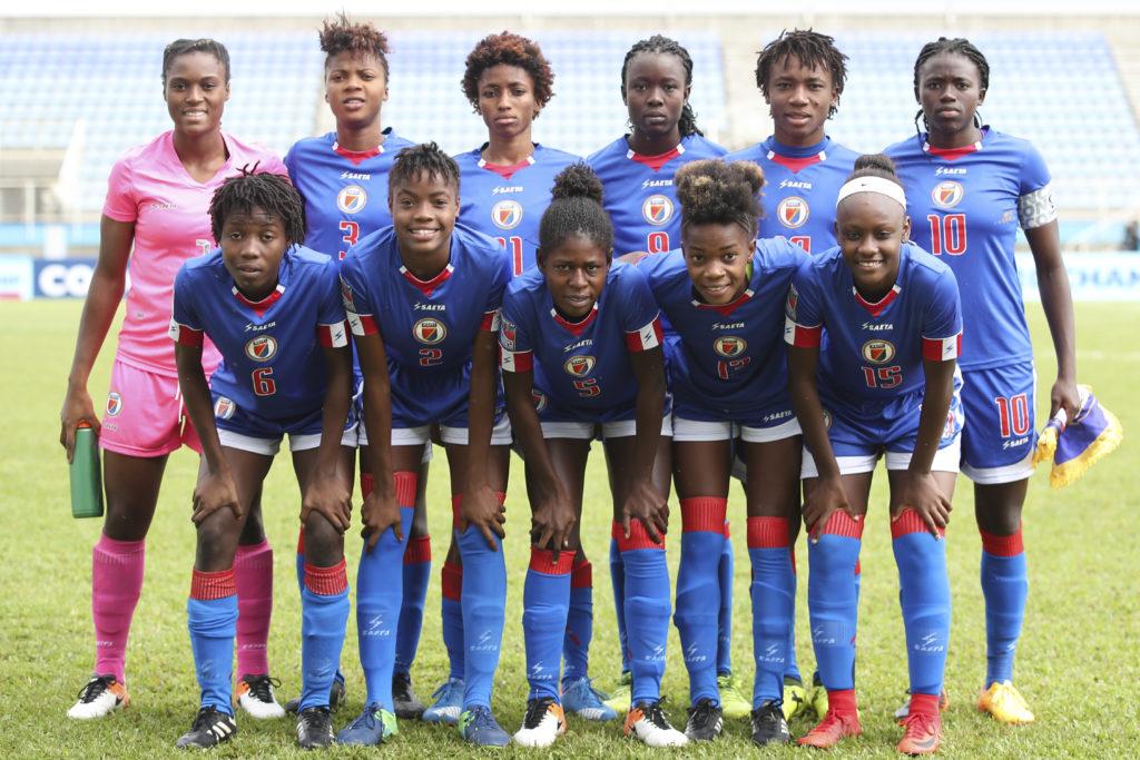 Haiti's Women's Under-20