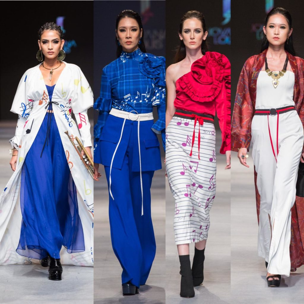 Haitian Designer Jovana Benoit Closes Vietnam Fashion Week 2018