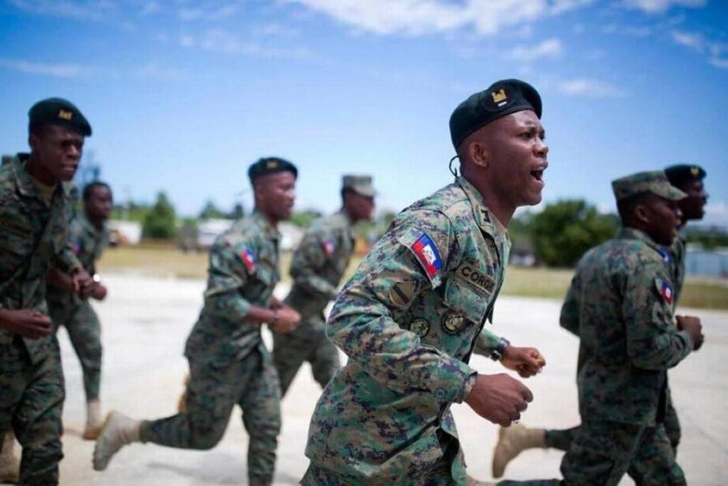Haitian Army