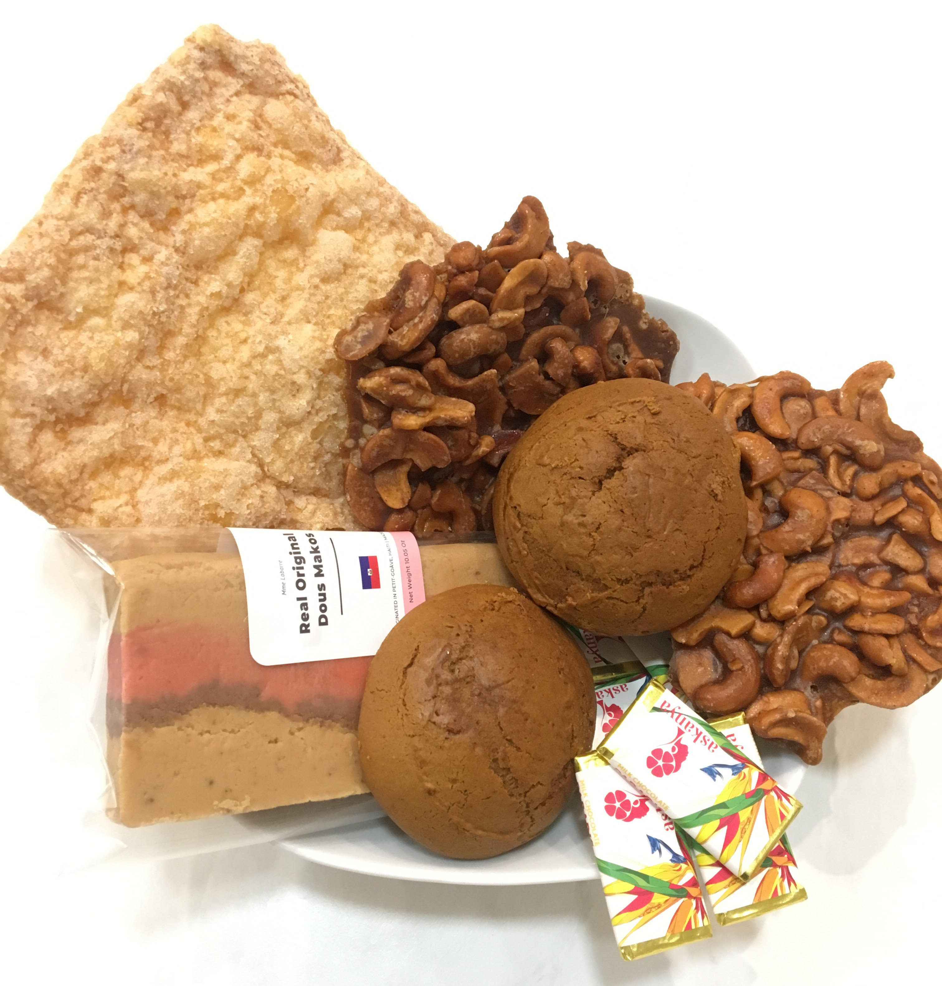 Haitian Snacks