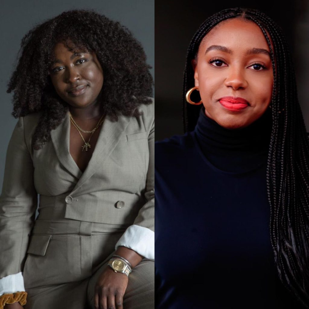 Teen Vogue Editor-In-Chief Lindsay Peoples Wagner and Haitian-American Publicist Sandrine Charles Launch Black In Fashion Council